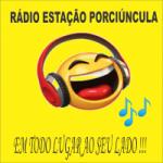 Logo da emissora Rádio Estação Porciúncula