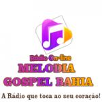 Logo da emissora Rádio Melodia Gospel Bahia