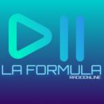 Logo da emissora Radio La Formula