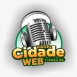 Logo da emissora Rádio Cidade Web Turiaçu MA