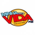 Logo da emissora Rádio Minha Vida 107.9 FM