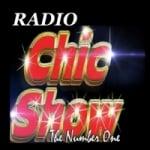 Logo da emissora Rádio Chic Show