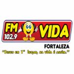 Logo da emissora Rádio Vida 102.9 FM
