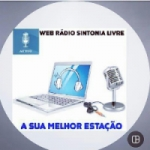 Logo da emissora Web Rádio Sintonia Livre