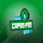 Logo da emissora Rádio Capim 87.9 FM
