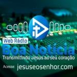 Logo da emissora Web Rádio Boa Notícia
