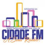 Logo da emissora Rádio Cidade Imperatriz MA