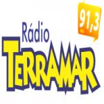 Logo da emissora Rádio Terramar 91.3 FM
