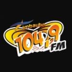 Logo da emissora Rádio Timbaúba 104.9 FM