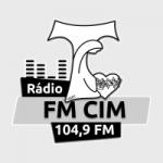 Logo da emissora Rádio CIM 104.9 FM