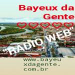 Logo da emissora Rádio Bayeux Da Gente