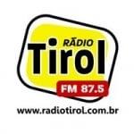 Logo da emissora Rádio Tirol 87.5 FM