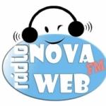 Logo da emissora Rádio Nova Web FM