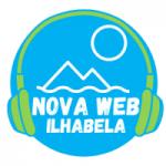 Logo da emissora Nova Web Ilhabela