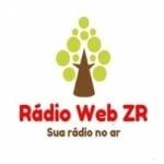 Logo da emissora Rádio Web ZR