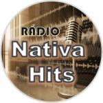 Logo da emissora Rádio Nativa Hits
