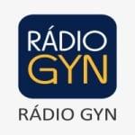 Logo da emissora Rádio Gyn