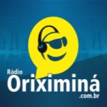 Logo da emissora Rádio Oriximiná