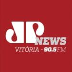 Logo da emissora Rádio Jovem Pan News Vitória 90.5 FM