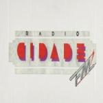 Logo da emissora Rádio Cidade FM 87.5