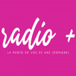Logo da emissora Radio Plus Espagne 87.5 FM