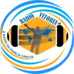 Logo da emissora Rádio Vitória FM
