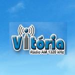 Logo da emissora Rádio Vitória 1320 AM