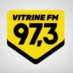Logo da emissora Rádio Vitrine 91.7 FM