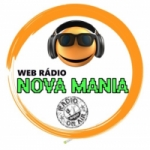 Logo da emissora Web Rádio Nova Mania