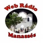 Logo da emissora Web Rádio Manasses