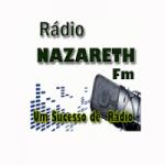 Logo da emissora Rádio Nazareth FM