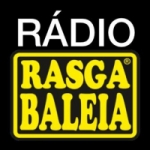 Logo da emissora Rádio Rasga Baleia