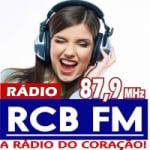 Logo da emissora Rádio RCB 87.9 FM