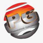 Logo da emissora Rádio Pombal Gospel