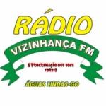 Logo da emissora Rádio Vizinhança 105.9 FM