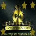 Logo da emissora Radio Motivation 95.5 FM