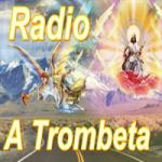 Logo da emissora Rádio A Trombeta