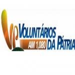 Logo da emissora Rádio Voluntários da Pátria 1080 AM