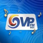 Logo da emissora Rádio Voluntários da Pátria 100.9 FM