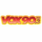 Logo da emissora Rádio Vox 90.3 FM