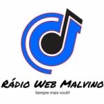 Logo da emissora Rádio Web Malvino