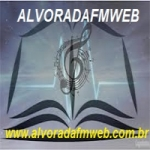 Logo da emissora Rádio Alvorada FM Web