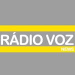 Logo da emissora Rádio Voz News 100.9 FM