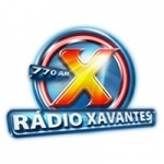 Logo da emissora Rádio Xavantes 770 AM