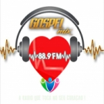 Logo da emissora Radio Gospel Mix FM