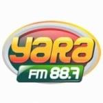 Logo da emissora Rádio Yara 88.7 FM