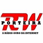 Logo da emissora Porteira Radio Web