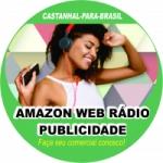 Logo da emissora Amazon Web Rádio