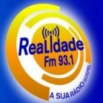 Logo da emissora Rádio Realidade FM