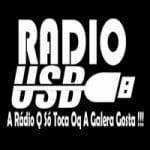 Logo da emissora Rádio Usb